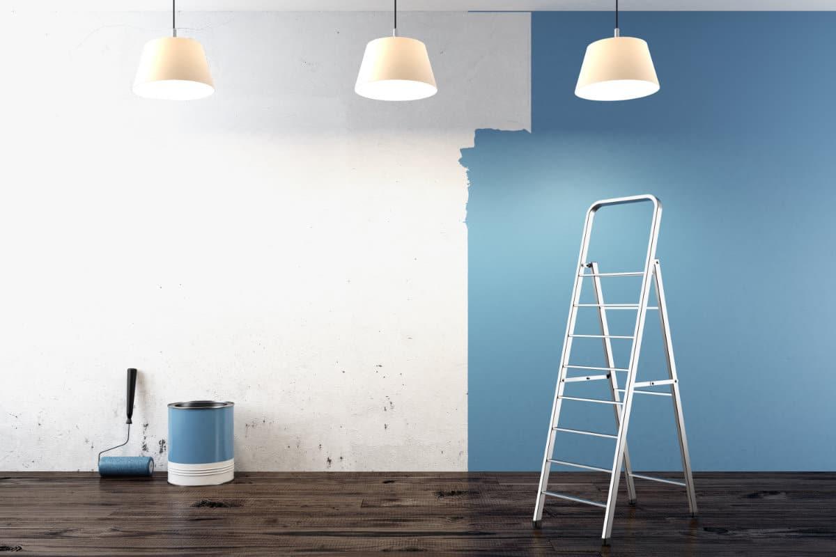 muren schilderen