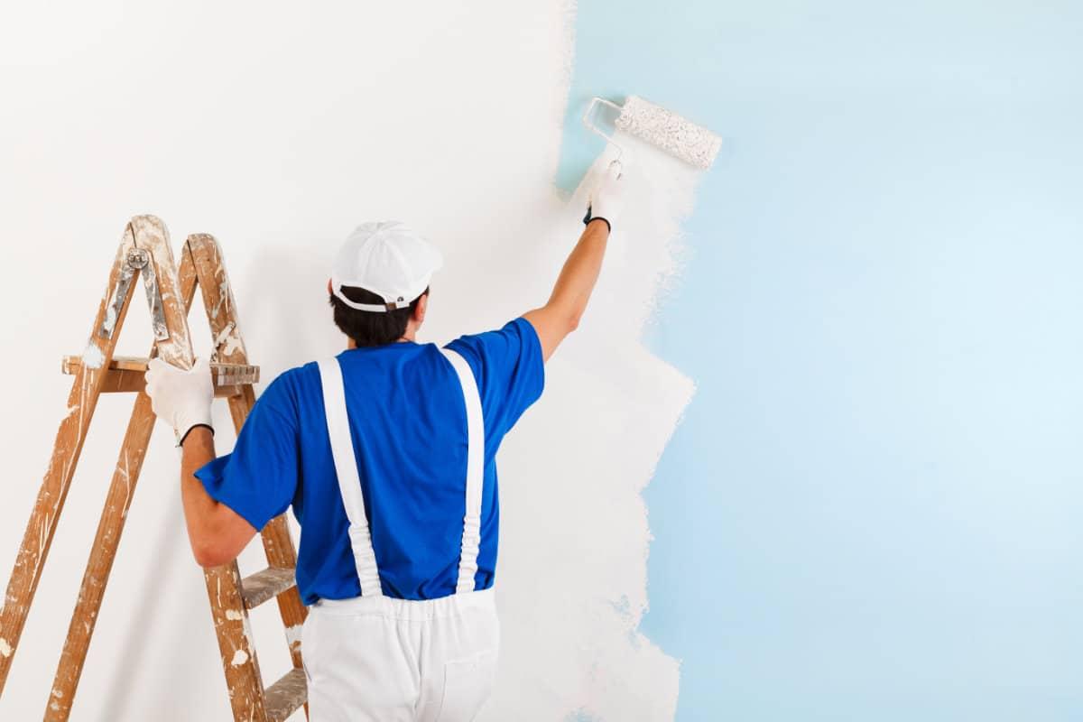 huis schilderen binnenkant
